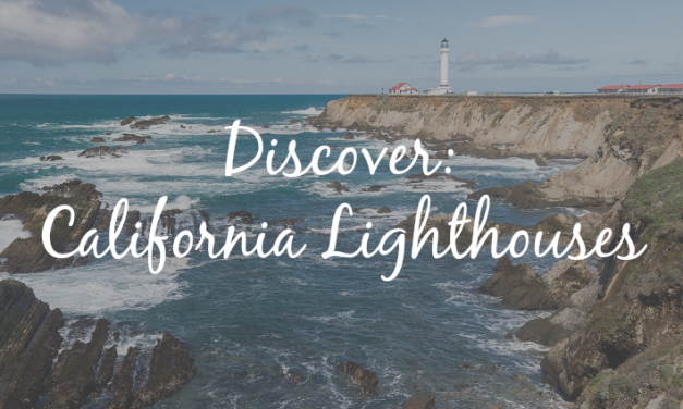 California Lighthouses [Discovery Spotlight]