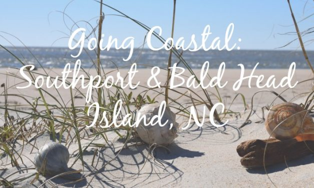 Going Coastal: Bald Head Island, NC