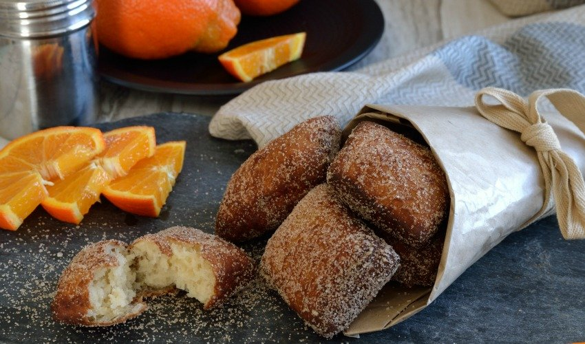 Delicious Morning Doughnuts - A treat any time of the day!
