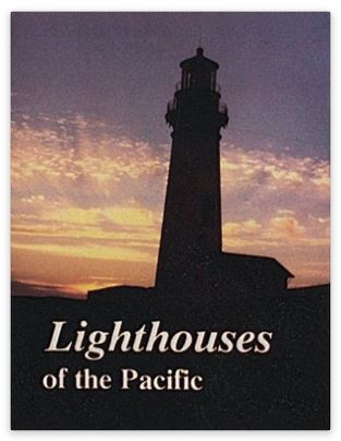 Lighthouses of the Pacific - book image
