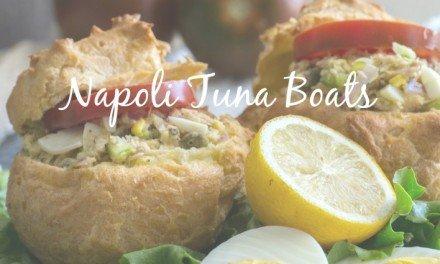 Napoli Tuna Boats