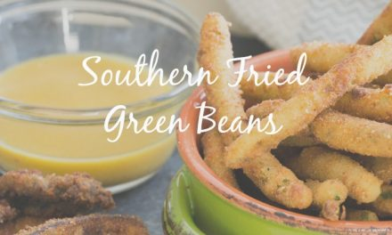 Southern Fried Green Beans [Worth the Time!]