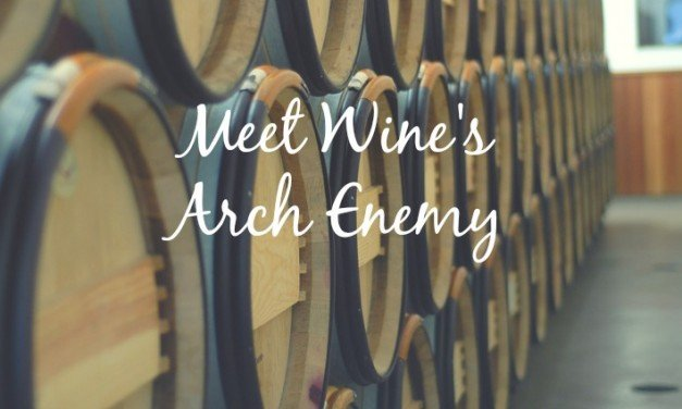 Discover Wine's Arch Enemy [Keeping the Fruit of the Vine Pure]
