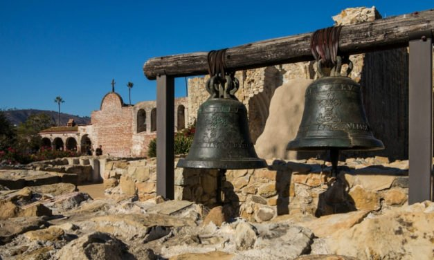 California Missions: History & Ghosts [Holy and Frightful]