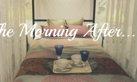 The Morning After [Starting the Morning Right]