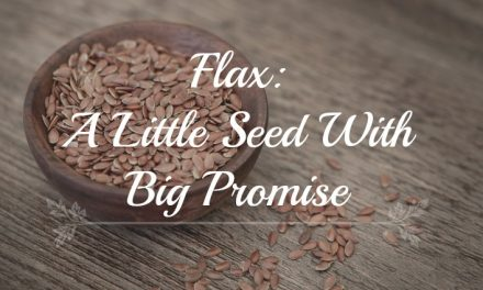 Flax: A Tiny Seed with Big Promise
