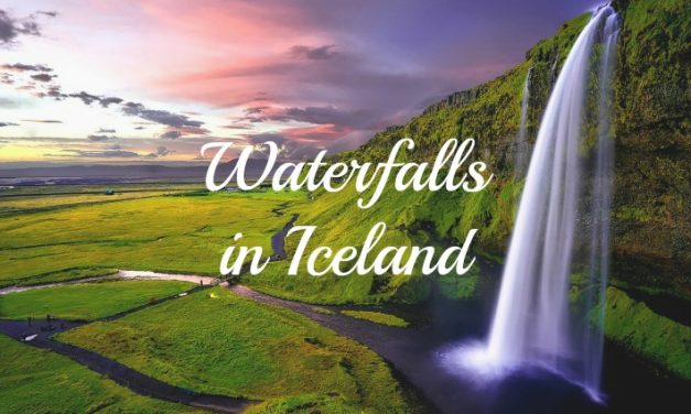 Waterfalls in Iceland [Travel to Foss Wonderland]