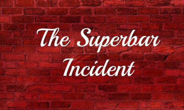 The Super Bar Incident – A Minnie Markwood Mystery