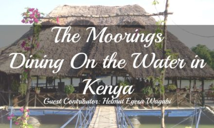 Floating Restaurant in Kenya: The Moorings Experience