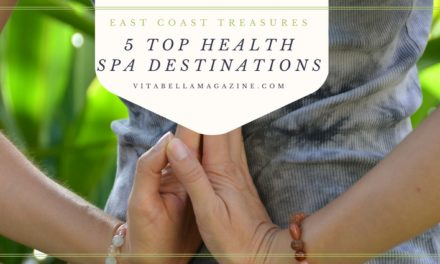 Top 5 Health Spa Destinations on the East Coast