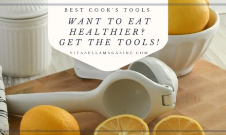 Want to Eat Healthier? It's all in the Tools!