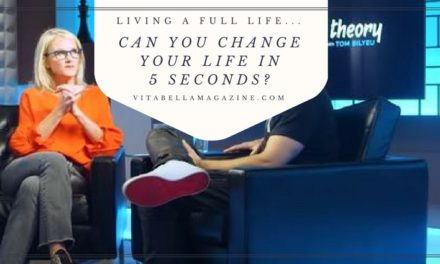 Can You Change Your Life in 5 Seconds?