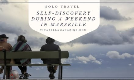 Self-Discovery during a Weekend in Marseille
