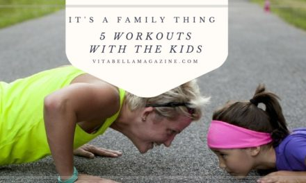 5 Ways to Workout With Your Kids