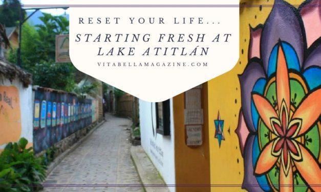 Starting Fresh at Lake Atitlán [Hit Reset in Guatemala]