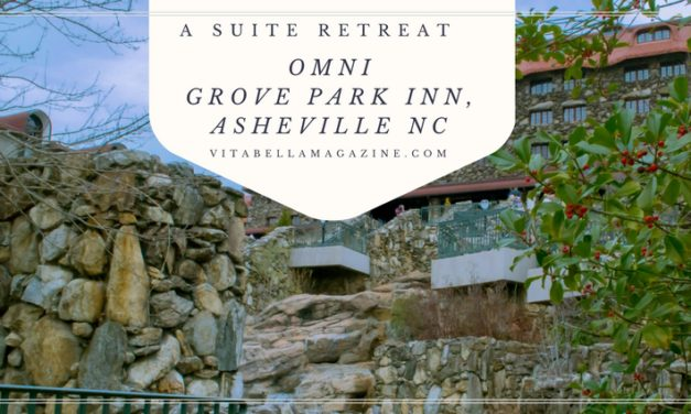 Suite Retreat: Omni Grove Park Inn  [Asheville, NC]