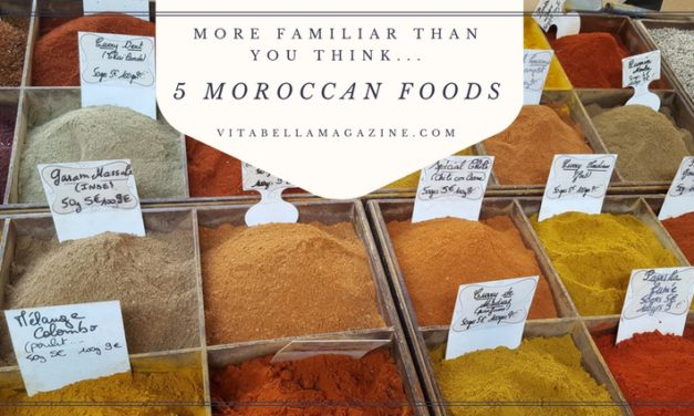5 Moroccan Foods That Are More Familiar Than We Think
