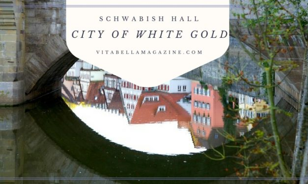 The City of White Gold: Schwabish Hall Germany