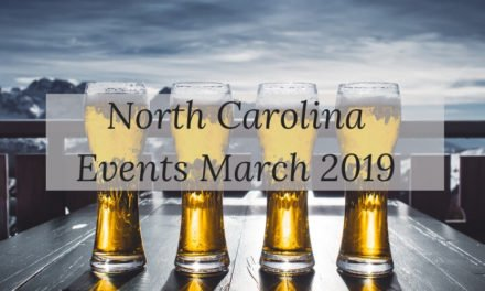 North Carolina Events for March, 2019
