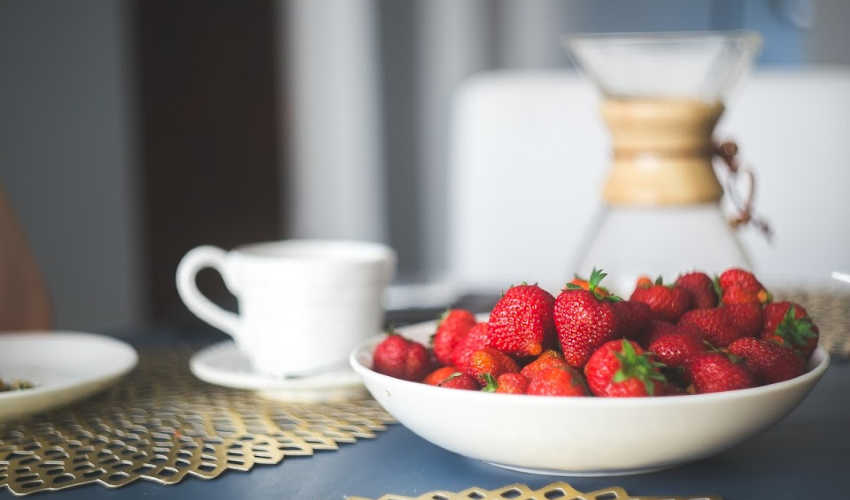 Strawberries: America's Love Affair with the Berry that's Not a Berry
